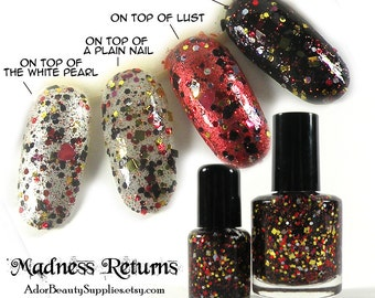 Madness Returns Nail Polish 8ml mini