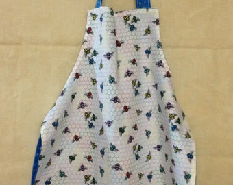 Childs Reversable Craft Apron