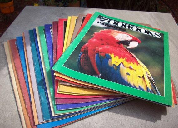 SALE!  ZOOBOOKS  Lot of 19  Childrens Animal Books