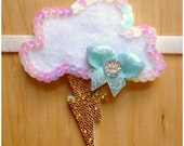 SweetNOIR Storm Cloud Headband