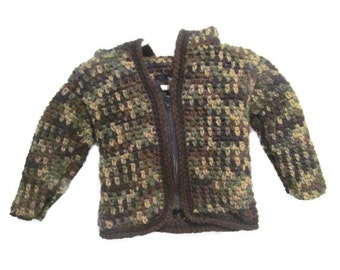 6-12 month Camouflage Sweater