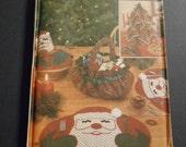 Simplicity  7024, Chrisrmas Decor, Santa