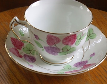 Swansea Tea Cup and Saucer