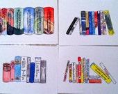 Bibliophile Postcards