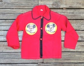 vintage MICKEY MOUSE CLUB Play Outfit - Mouseketeers - 1950's
