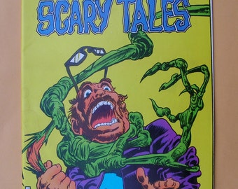 SCARY TALES - set of  eleven books - Charlton Comics - 1978 - 1984