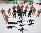 1990's Army Men Action Figures