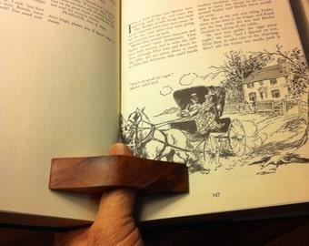 Single Handed Book Holder
