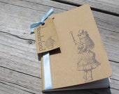 Mini Alice In Wonderland  Journal
