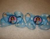 Grosgrain Ribbon/Baby Hair Bow/Large Hair Bow/Girl Hair Bows