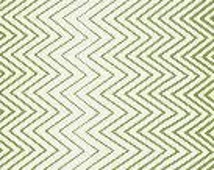 Simply Style - Metro Zig Zag in Lime - 10813-17 - Vanessa Christensen for Moda - 1/2 Yard