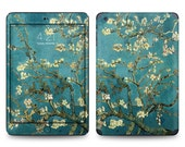 Apple iPad Air 2, iPad Air 1, iPad 2, iPad 3, iPad 4, and iPad Mini Decal Skin Cover - Van Gogh Blossoming Almond Tree