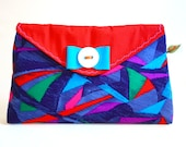 MTV envelope clutch purse (vintage) - Catalina range