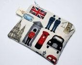 London coin purse, I heart London, I love London