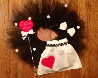 I Love Lucy Costume Set