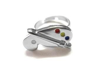 Art Palette Ring