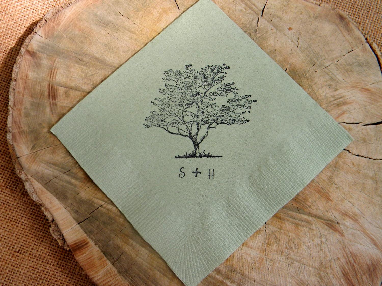 Term paper custom napkins for wedding