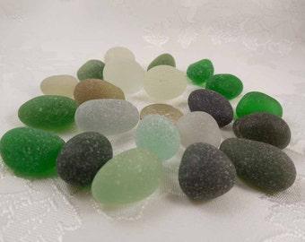 English Sea Glass - Genuine Sea Glass Beach Glass
