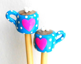 Hot Chocolate Knitting Needles