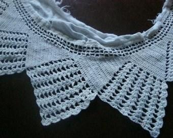 wide crochet lace edging