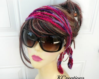 Headband for Women Hair Accessories Crochet Headband