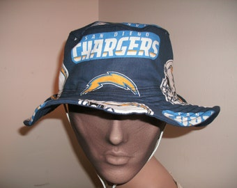 Chargers Bucket Hat
