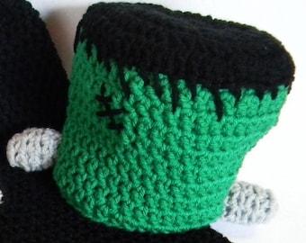 Frankenstein Hat - Style 001 - Made To Order