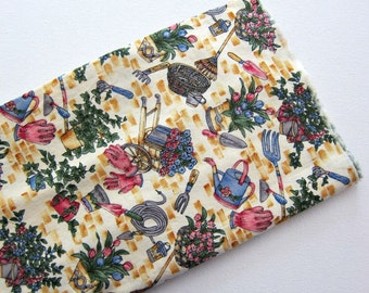 GARDEN Cotton Fabric