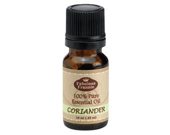 Coriander Pure Essential Oil 10ml