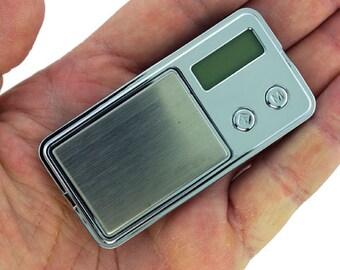 Micro Pocket Scale By Gemoro   500 Gram Capacity   SALE