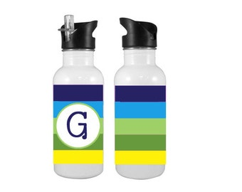 Personalize Water Bottles-Stainless Steel