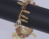 Golden Leaf Bracelet/Anklet