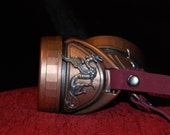 Copper Gryphon Steampunk Goggles