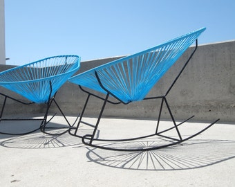 Popular items for s design on Etsy - Acapulco 1950 Décoration