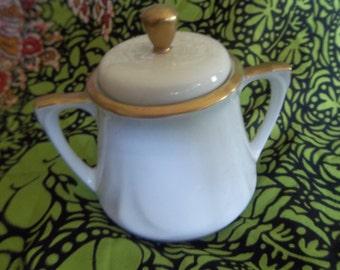 RS Germany Porcelain Sugar Bowl