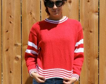 Vintage Nautial Liz Sweater
