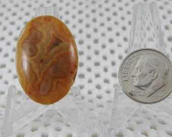 Golden Eye Agate from Rio Grande Texas