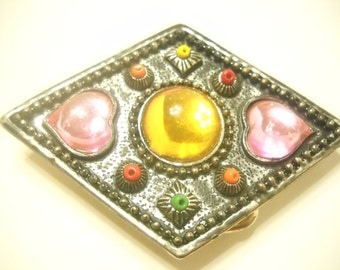 BAUBLE & BEADS BUCKLE (1479)