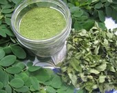 MORINGA POWDER  - Organic, homegrown, naturally dried, artisan