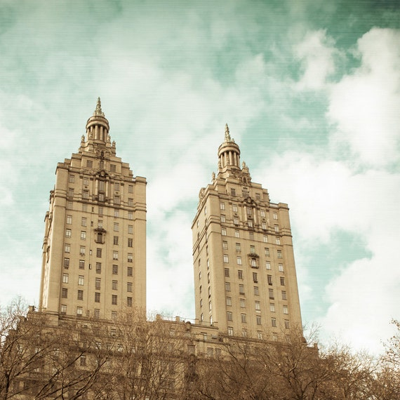 Central Park New York Apartments: San Remo Photo NYC Photography Central Park By