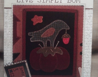 Buttermilk Basin Newest Patterns - Live Simply - 'MAY'  BOM
