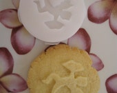 CUPID COOKIE STAMP recipe and instructions - make your own decorative cookies