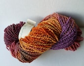 Yarn Sale  - Indian Summer Pizazz by Wool in the woods - FeltedforEwe