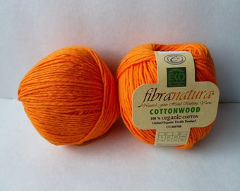 Yarn Sale Erin CottonWood by Fibranatura