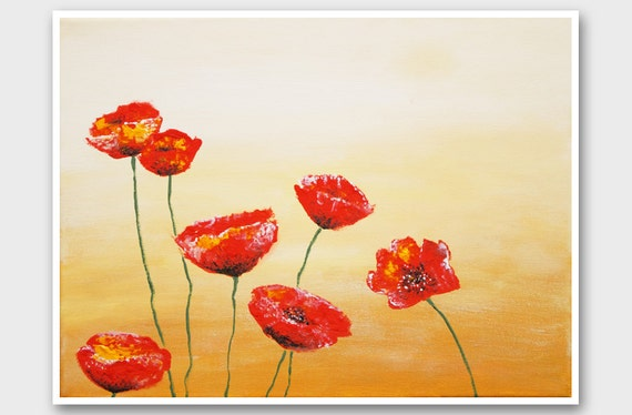 https://www.etsy.com/listing/116532026/red-poppy-painting-print-modern-abstract