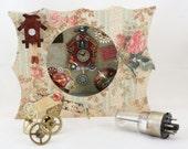 Cuckoo Clock Shadow box