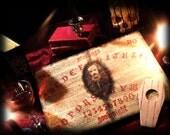 Edgar Allan Poe Spirit Board - MidnightCrossroads