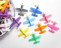 20 Airplane Plastic | Party Favor Party bags | Party bag filler
