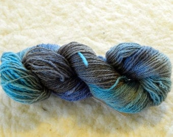 "3 Ply Sport weight yarn ""Vaquero"""