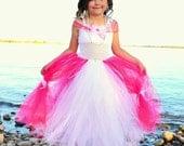 Mermaid Princess Bride-Mermaid Tutu Ball Gown-
